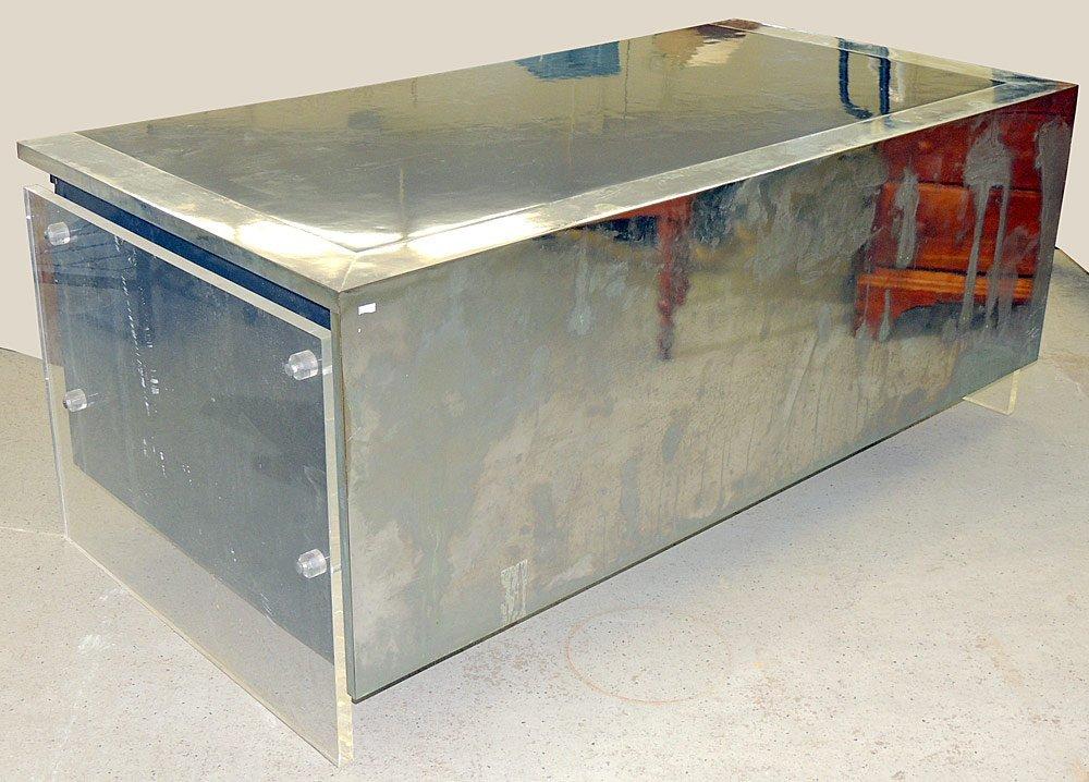 Vladimir Kagan-style Desk - 5