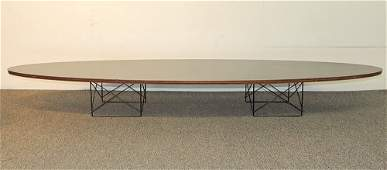 Charles and Ray Eames ETR Surfboard Coffee Table