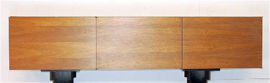 Mid Century Wall Hanging Cabinet