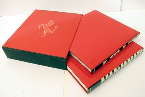 100: Ferrari Catalogue Raisonne 1946-89