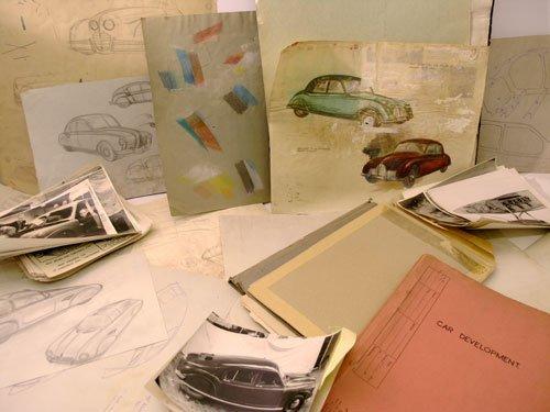 106: 'Fedden Motorcar' Archive