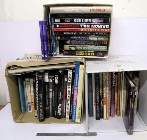 111: Motoring Books