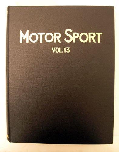 123: Bound Motorsport Magazine Volume 13