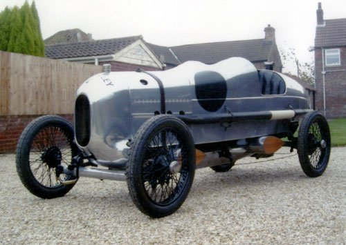 3036: 1921 WOLSELEY 10HP '200 MILE' RACER EVOCATION