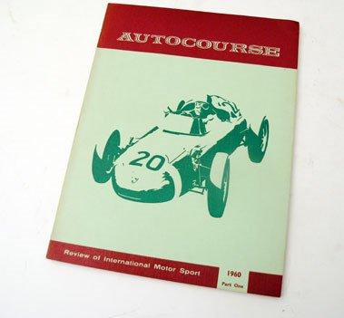 100: 1960 Autocourse Annual