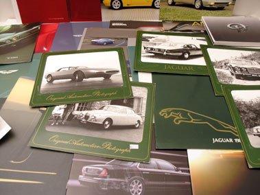 101: Jaguar & Aston Martin Paperwork