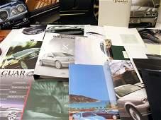 108: Jaguar Paperwork