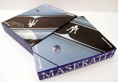 109: Maserati Catalogue Raisonne 1926-2003