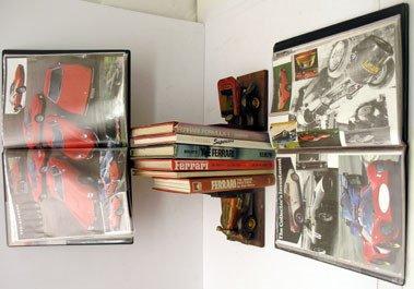 110: Assorted Ferrari Literature
