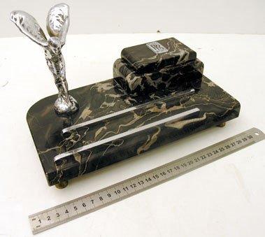 205: Rolls-Royce Desk Set