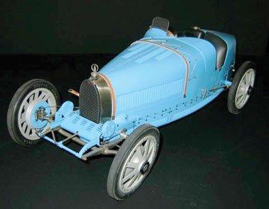 974: Art Collection Auto - The Bugatti Type 35 Racer
