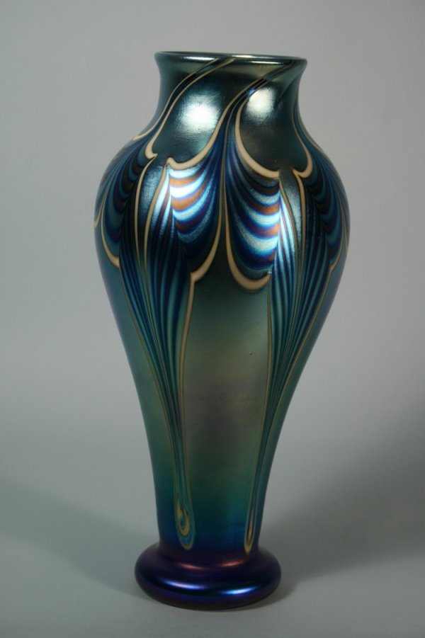 017: Orient and Flume Art Glass Vase