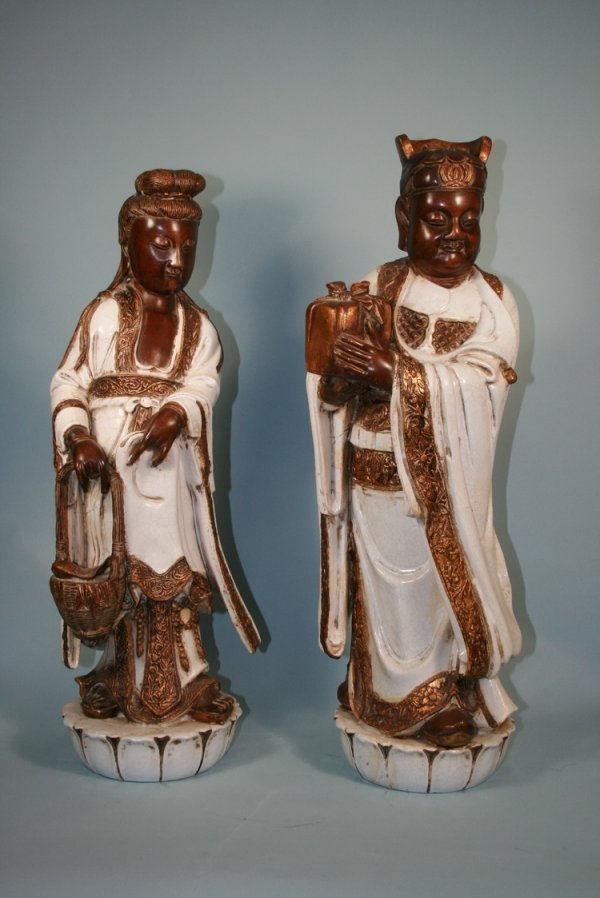 423: Early Chinese Pottery Figures