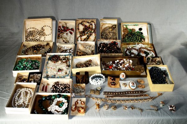 620: First Large Group Costume Jewelry