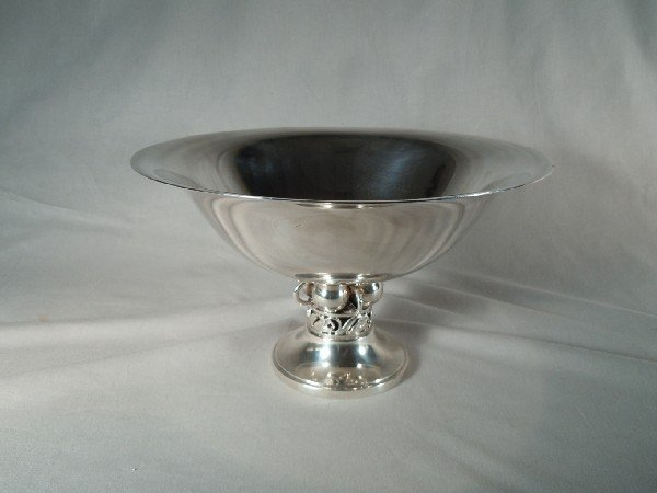 15: Durham Footed Sterling Silver Bowl