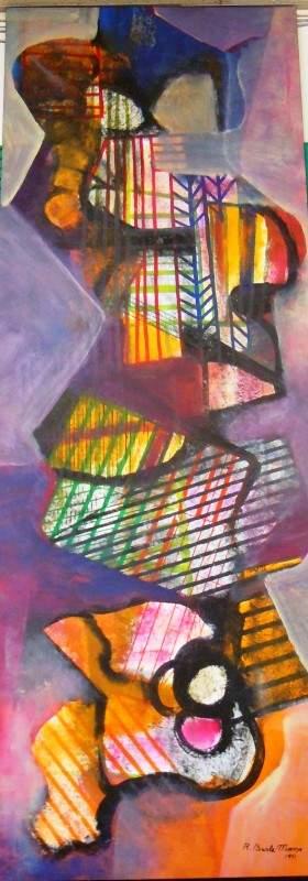 23: Contemporary Brazilian Artist Roberto Burle Marx