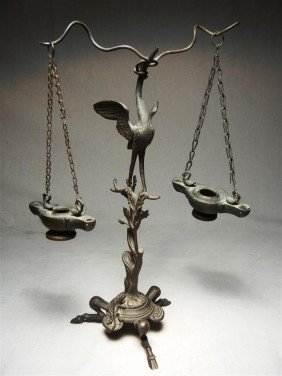 8: Asian Bronze Scale
