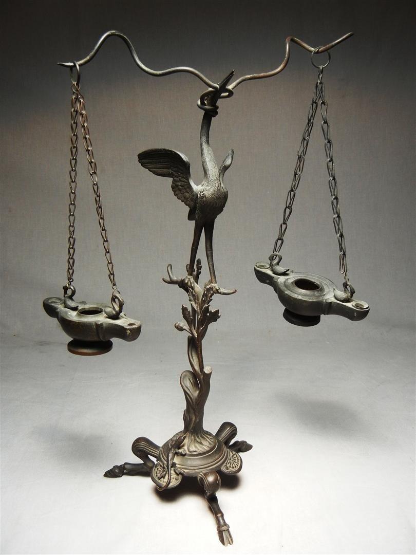8: Asian Bronze Scale