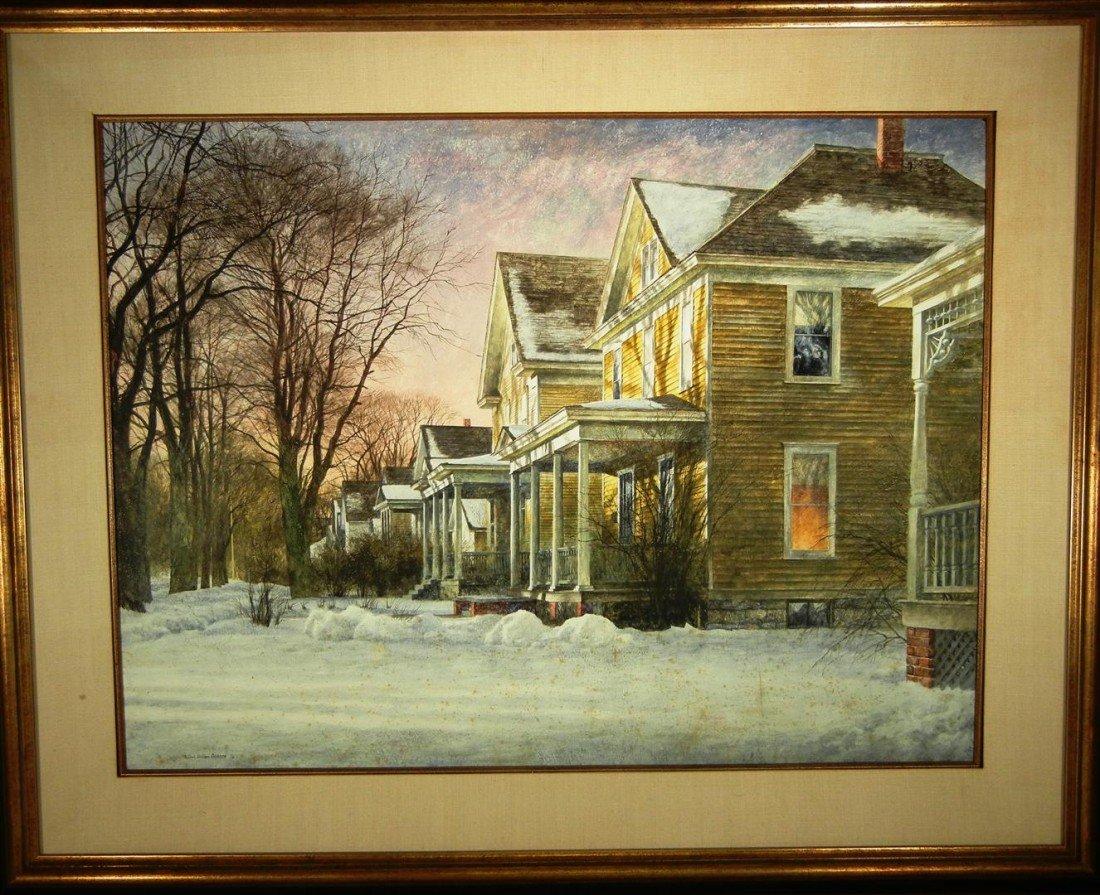 "17: Robert Addison, ""Winter Morning"""