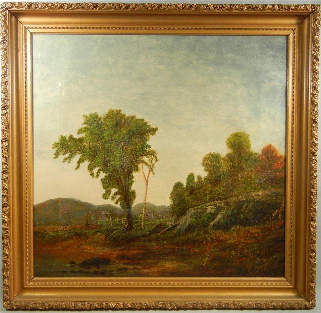 21: William Henry(Harry) Hilliard, Oil on Canvas