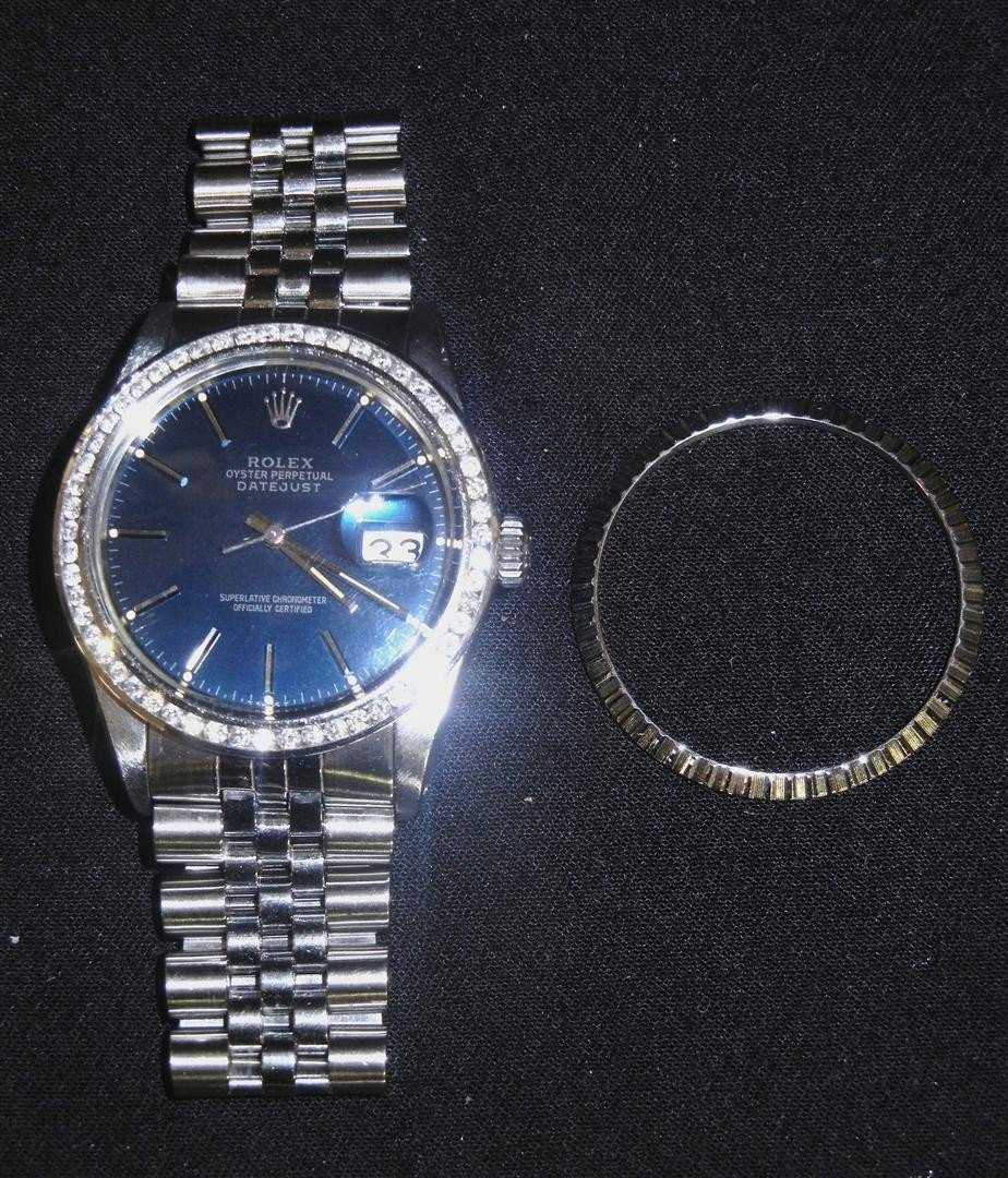20: Oyster Perpetual Datejust Rolex, 1984