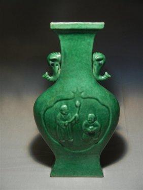 19thc. Chinese Porcelain Vase