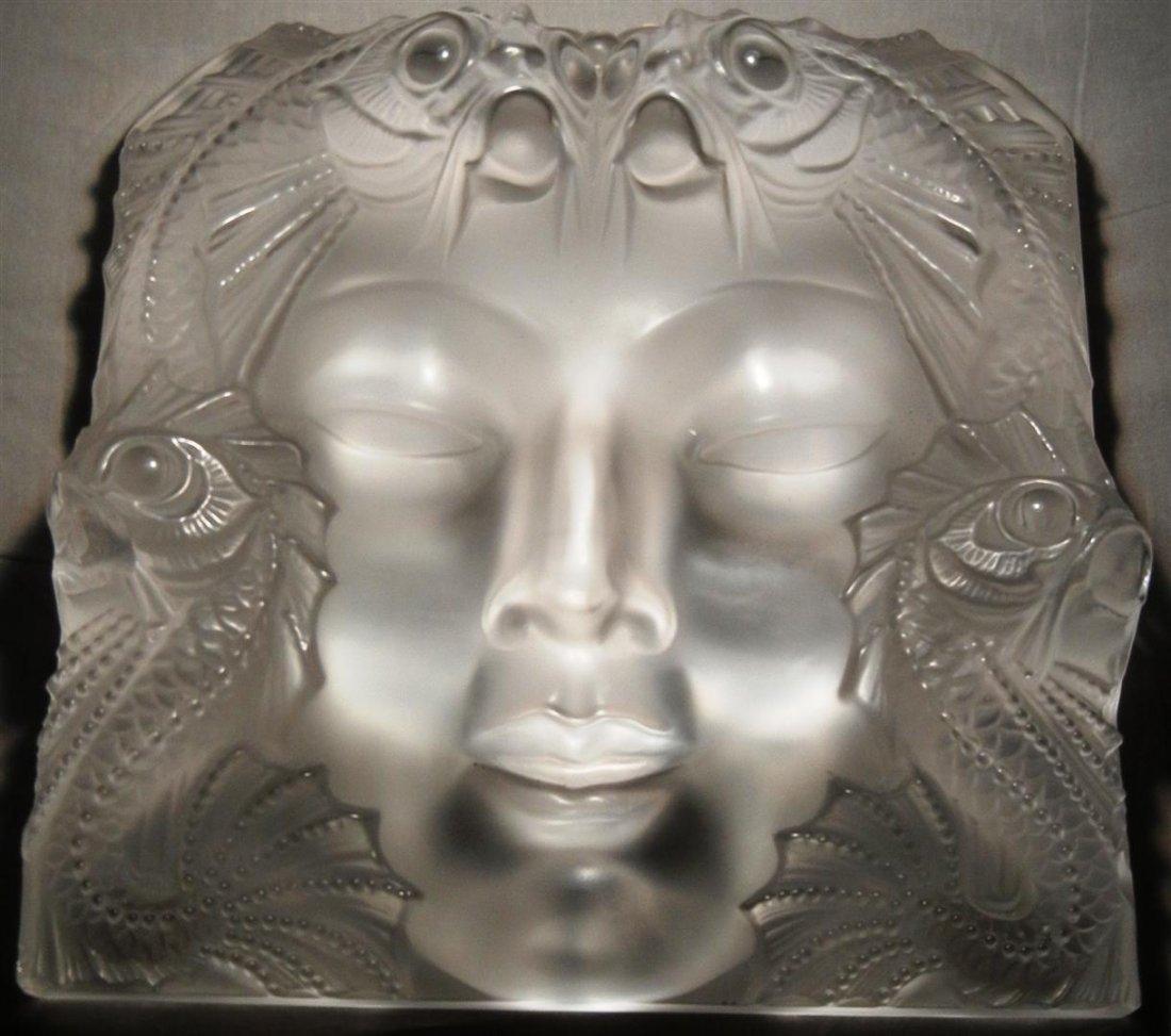 """417: Lalique """"Masque De Femme"""""""