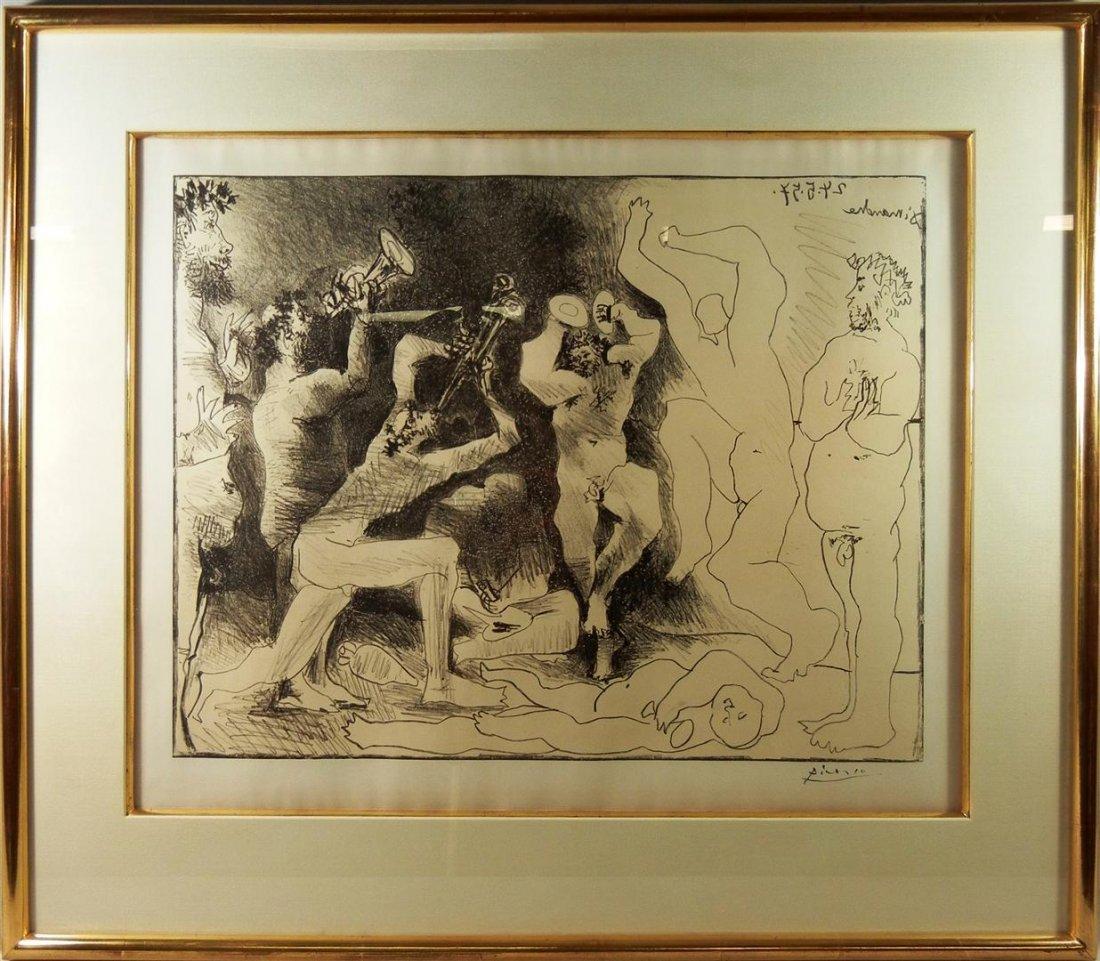 """422: Pablo Picasso, """"Le Danse De Faunes"""""""