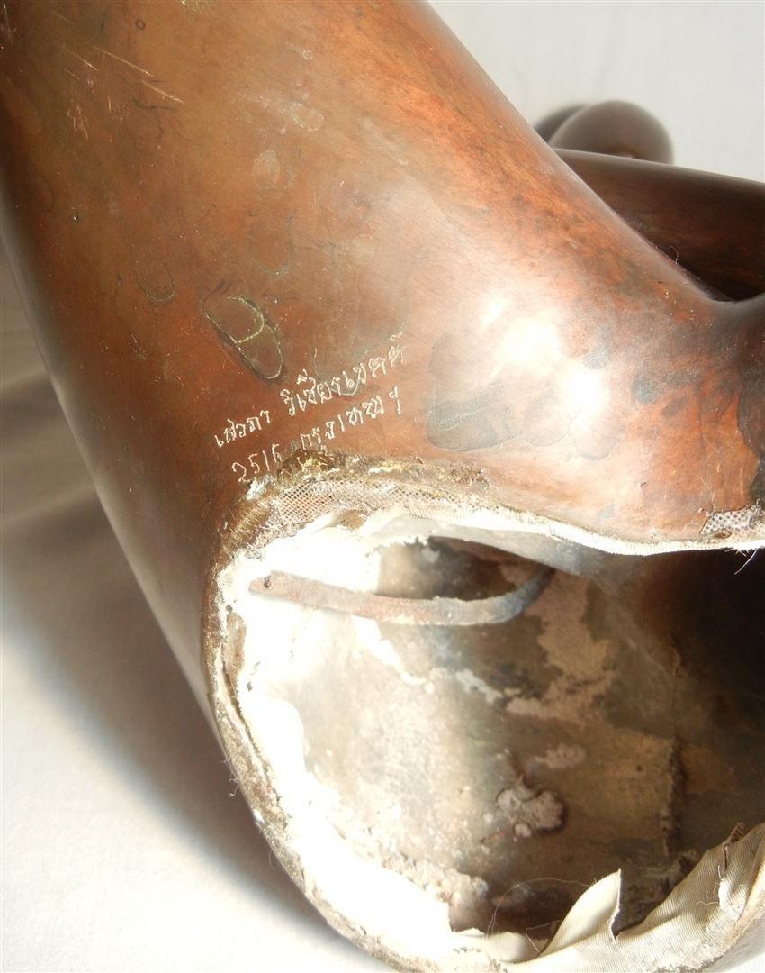 479: Signed Modernist Bronze c. 1920 - 4