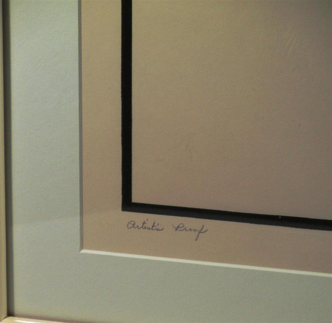 485: Thomas W. Benton, Colored Silkscreen - 2