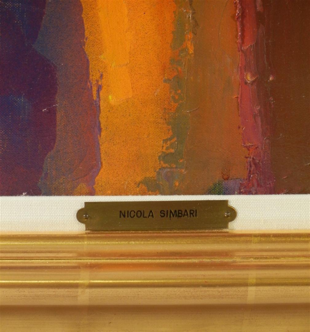 """491: Nicola Simbari, """"Girl in Bikini"""" - 2"""