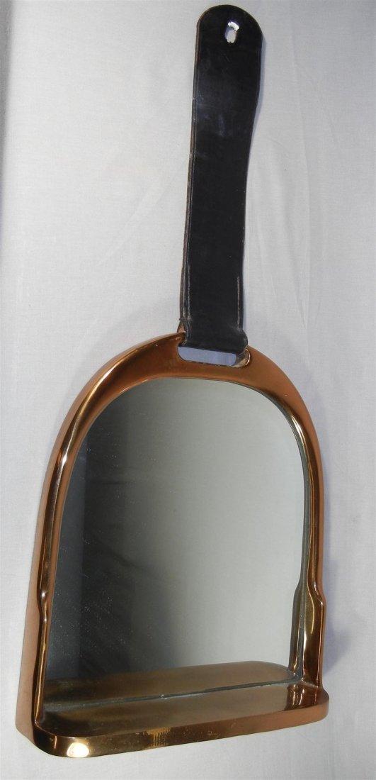 656: Unusual Gucci Mirror