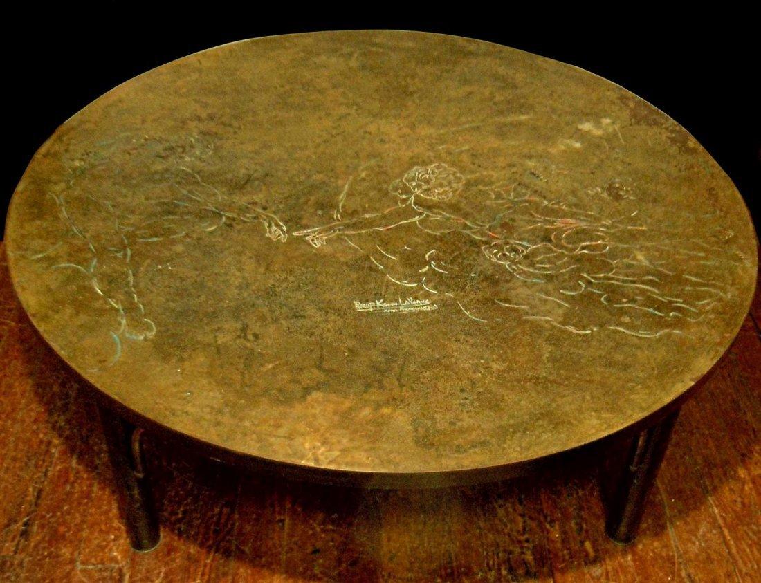 Philip & Kelvin Laverne Coffee Table