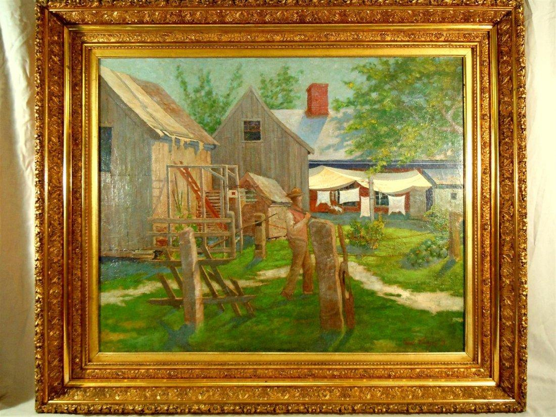 Emil (Soren Emil) Carlsen, Oil on Canvas