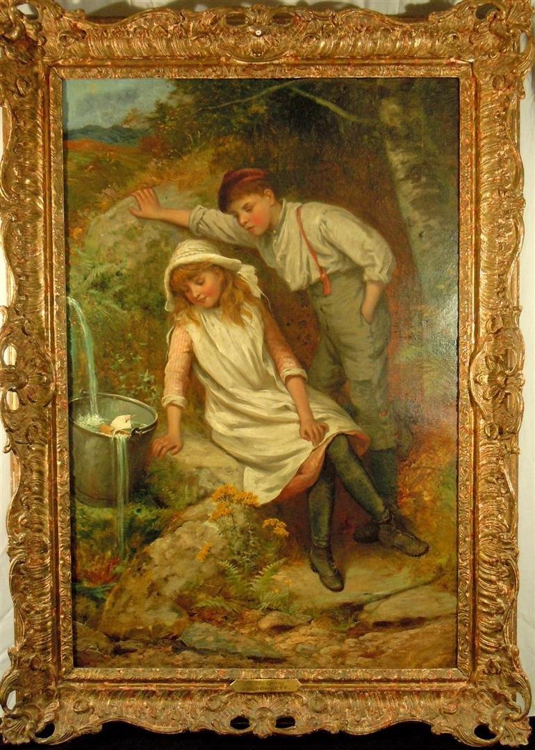 """Jane Maria Bowkett, """"At the Spring"""""""