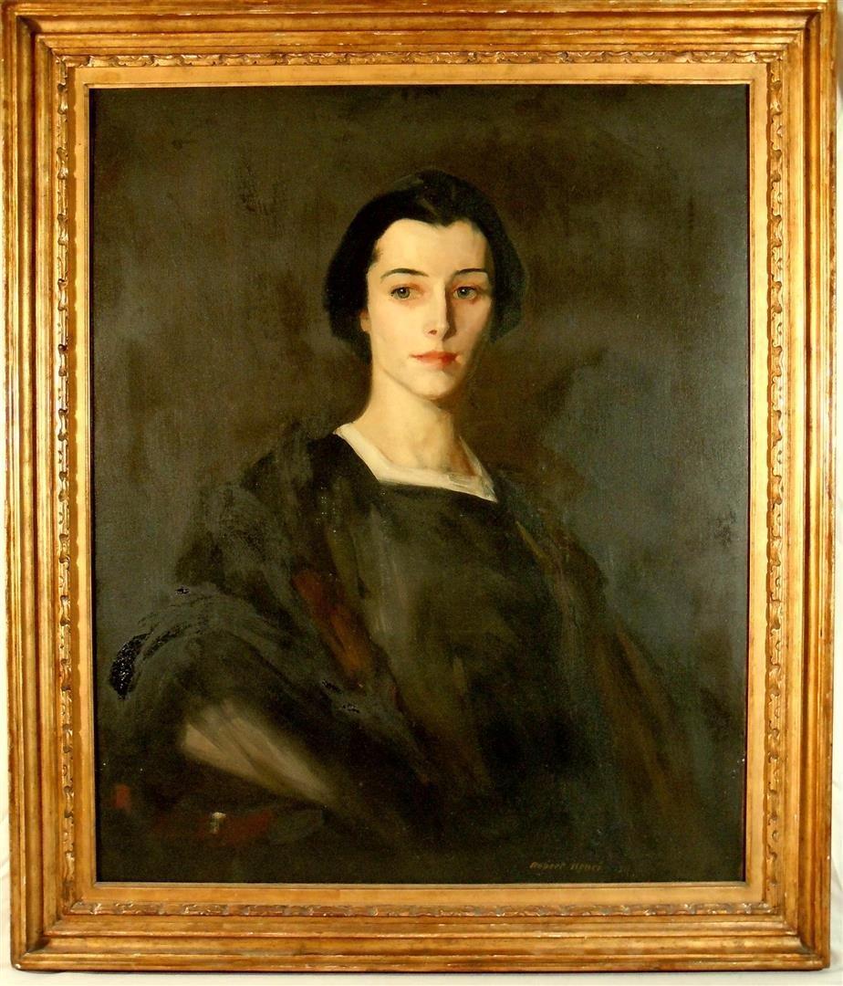 Robert Henri, Portrait of Eleanor Slater