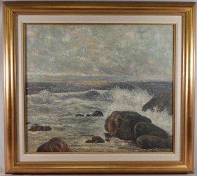 Leopoldo Romanach, Oil on Canvas