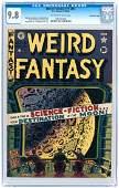 """WEIRD FANTASY"" #15 (#3) SEPTEMBER-OCTOBER 1950 CGC 9.8"