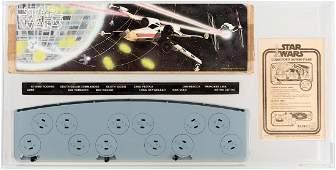 STAR WARS MAILER KIT ACTION DISPLAY STAND AFA U85 NM