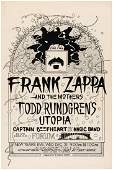 FRANK ZAPPA AND THE MOTHERS 1975 NEW YEARS EVE CONCERT