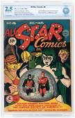 """""""ALL STAR COMICS"""" #8 DECEMBER 1941 - JANUARY 1942 CBCS"""