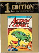 DC LIMITED COLLECTORS AND FAMOUS FIRST EDITION LOT OF