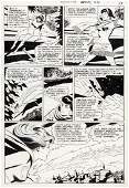ADVENTURE COMICS 391 COMIC PAGE FEATURING SUPERGIRL