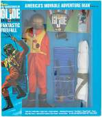 THE ADVENTURES OF GI JOE AIR ADVENTURER  FANTASTIC FRE