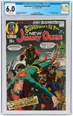 """SUPERMAN'S PAL JIMMY OLSEN"" #134 DECEMBER 1970 CGC 6.0 FINE (FIRST DARKSEID)."