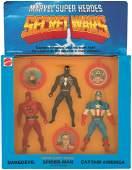 MARVEL SUPER HEROES SECRET WARS MARVEL HEROES GIFT SET THREE PACK