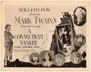 MARK TWAINS A CONNECTICUT YANKEE IN KING ARTHURS
