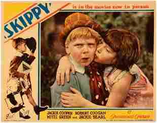 JACKIE COOPER SKIPPY LOBBY CARD LOT