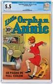 FOUR COLOR COMICS (SERIES 1) #12 1940 CGC 5.5 FINE-