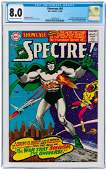 """""""SHOWCASE"""" #60 AND #61 CGC 8.0 VF PAIR (THE SPECTRE)."""